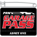 Garage Pass (PRN)