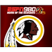 Redskins on ESPN 980