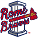 Asheville Tourists at Rome Braves: May 19, 2013