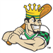 Burlington Bees at Clinton LumberKings: May 24, 2013