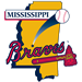 Birmingham Barons at Mississippi Braves: Jun 19, 2013