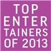Top Entertainers of 2013