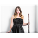 Elizabeth Koch Tiscione plays Strauss on WUGA: Jul 10, 2014