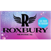 Live from the Roxbury