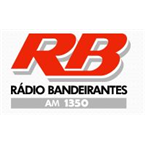 Radio Bandeirantes AM (Itajai) 1350 (Current Affairs)