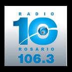 Radio 10 Rosario - 106.3 FM Rosario