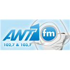 Ant1 FM - 102.7 FM Nicosia