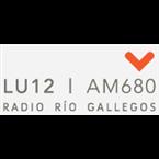 Lu12 Radio Rio Gallegos - 680 AM Río Gallegos, Santa Cruz