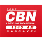 CBN Cascavel - 1340 AM Cascavel