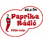 Paprika Radio - 95.1 FM Cluj-Napoca