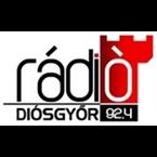 Radio Radio Diosgyor - 92.4 FM Miskolc Online