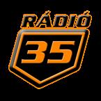 Radio Radio 35 - 89.6 FM Tiszaujvaros Online