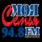 Radio Moya Semya - 94.8 FM Moscow