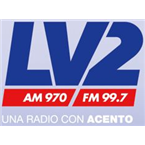 Radio LV2 - General Paz 970 AM Cordoba Online
