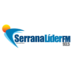 Serrana FM - 93.5 FM Jacobina