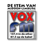 Vox FM - 107.4 FM Roermond