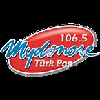 Mydonose Turk Pop FM - 106.5 FM Ankara