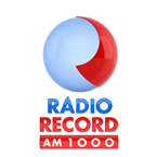 Radio Record - 1000 AM Sao Paulo, SP