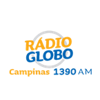 Radio Globo AM (Campinas) 1390 (Brazilian Talk)