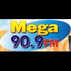 Radio Mega FM - 90.9 FM Luziania