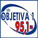 Radio Objetiva 1 FM - 95.1 FM Paraguacu Paulista, MG