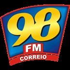 98 Correio FM - 98.1 FM Campina Grande, CG