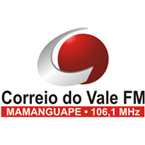 Radio Correio do Vale FM - 106.1 FM Mamanguape Online