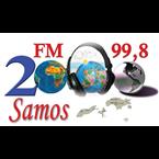 2000 FM - 99.8 FM Samos