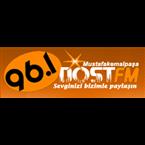 Radio Dost FM - 96.1 FM Mustafakemalpasa Online
