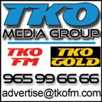 TKO Gold 967