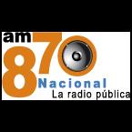 LRA Radio Nacional - 870 AM Buenos Aires