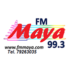 FM Maya - 99.3 FM San Benito, Petén