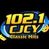 CJCY-FM - 102.1 FM