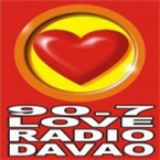DXBM - Love Radio Davao 90.7 FM Davao