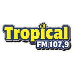 Tropical FM - 107.9 FM Sao Paulo