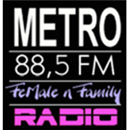 Radio Metro Female - 88.5 FM Surabaya