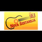 Nova Sertaneja FM - 105.9 FM Jaguariuna, SP