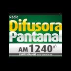 Difusora Pantanal AM - 1240 AM Campo Grande, MS