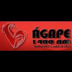 Radio Rádio Ágape AM - 1400 AM Balsa Nova Online