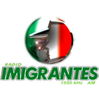 Radio Imigrantes AM - 1550 AM Turvo