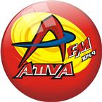 Ativa FM - 104.9 FM Rio Preto