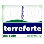 Radio Torre Forte AM - 1520 AM Buritama, SP