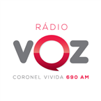 Radio Voz do Sudoeste AM - 690 AM Coronel Vivida, PR