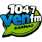 Ven FM Barinas 1047