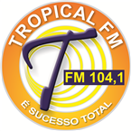 Tropical FM - 104.1 FM Araras, SP