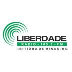 Liberdade FM - 105.9 FM Ibitiura De Minas, MG