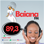 Baiana FM 89.3 - Candeias, BA