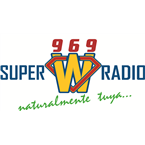 RSW - Radio Super W 96.9 FM Santo Domingo