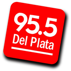 Del Plata FM - 95.5 FM Montevideo