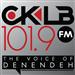 CKLB-FM - 101.9 FM
